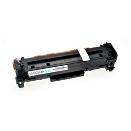 Logic-Seek  Toner kompatibel zu Canon Cartridge 718C 2661B002 HC Cyan