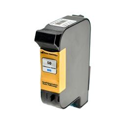 Logic-Seek  Tintenpatrone kompatibel zu HP 50 51650CE XL Cyan