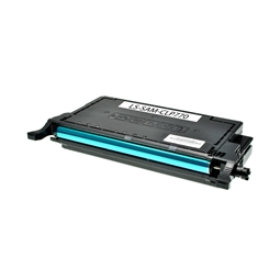 Logic-Seek  Toner kompatibel zu Samsung CLP-770 C6092S CLT-C6092S/ELS HC Cyan