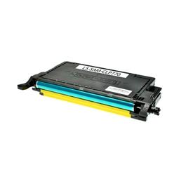Logic-Seek  Toner kompatibel zu Samsung CLP-770 Y6092S CLT-Y6092S/ELS HC Yellow