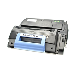 Logic-Seek  Toner kompatibel zu HP 45A Q5945A HC Schwarz