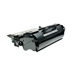 Logic-Seek  Toner kompatibel zu Lexmark Optra T654 T654X21E HC Schwarz