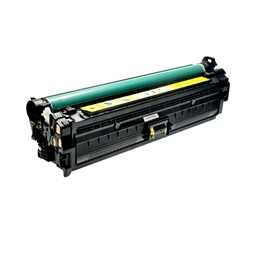 Logic-Seek  Toner kompatibel zu HP 650A CE272A HC Yellow