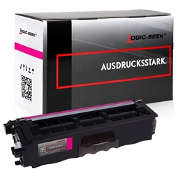 Logic-Seek  Toner kompatibel zu Brother TN-325M HC Magenta