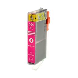 Logic-Seek  Tintenpatrone kompatibel zu HP 364XL CB324EE XL Magenta
