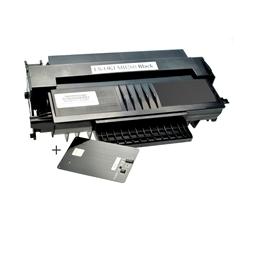 Logic-Seek  Toner kompatibel zu OKI MB260 1240001 HC Schwarz