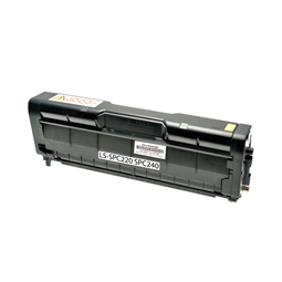 Logic-Seek  Toner kompatibel zu Ricoh SPC-220 SPC-240 TYPESPC220E 406106 HC Yellow