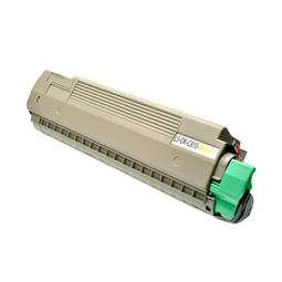Logic-Seek  Toner kompatibel zu OKI C810 44059105 HC Yellow