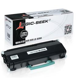Logic-Seek  Toner kompatibel zu Lexmark X264 X364 X264H21G HC Schwarz