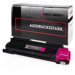 Logic-Seek  Toner kompatibel zu Kyocera TK-580M 1T02KTBNL0 HC Magenta