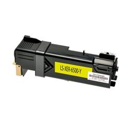 Logic-Seek  Toner kompatibel zu Xerox Phaser 6500 106R01596 HC Yellow