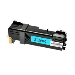 Logic-Seek  Toner kompatibel zu Xerox Phaser 6500 106R01594 HC Cyan
