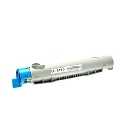 Logic-Seek  Toner kompatibel zu Dell 5110 XL GD900 593-10119 UHC Cyan