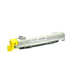 Logic-Seek  Toner kompatibel zu Dell 5110 XL JD750 593-10123 UHC Yellow