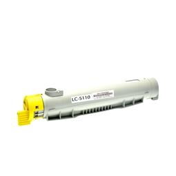 Logic-Seek  Toner kompatibel zu Dell 5110 XL JD750 593-10123 UHC Yellow