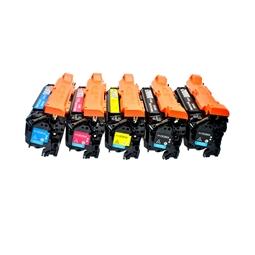 Logic-Seek 5 Toner kompatibel zu HP CE260X-CE263A HC