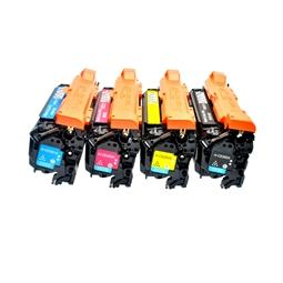 Logic-Seek 4 Toner kompatibel zu HP CE260X-CE263A HC