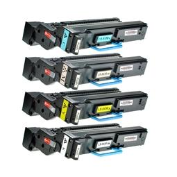 Logic-Seek 4 Toner kompatibel zu Konica Minolta 5430 HC