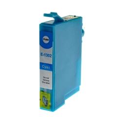 Logic-Seek  Tintenpatrone kompatibel zu Epson Stylus SX620 T1302 C13T13024010 XL Cyan