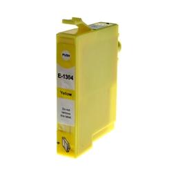 Logic-Seek  Tintenpatrone kompatibel zu Epson Stylus SX620 T1304 C13T13044010 XL Yellow