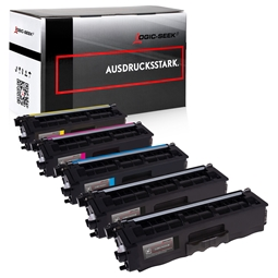 Logic-Seek 5 Toner kompatibel zu Brother TN-325 HC