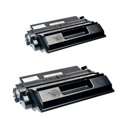 Logic-Seek 2 Toner kompatibel zu OKI B6100 9004058 HC Schwarz