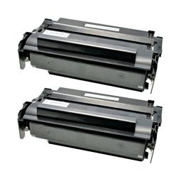 Logic-Seek 2 Toner kompatibel zu Lexmark Optra T420 XL 12A7315 UHC Schwarz