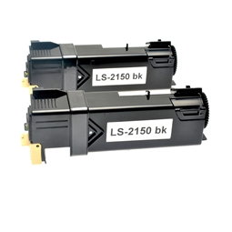Logic-Seek 2 Toner kompatibel zu Dell 2150 MY5TJ 593-11040 HC Schwarz