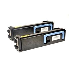 Logic-Seek 2 Toner kompatibel zu Kyocera TK-550K 1T02HM0EU0 HC Schwarz