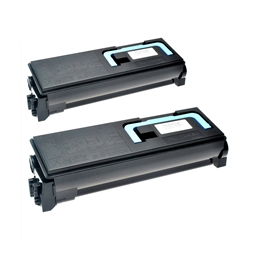 Logic-Seek 2 Toner kompatibel zu Kyocera TK-560K 1T02HN0EU0 HC Schwarz