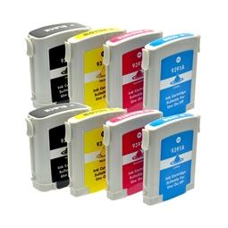 Logic-Seek 8 Tintenpatronen kompatibel zu HP 88XL XL