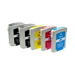 Logic-Seek 5 Tintenpatronen kompatibel zu HP 88XL XL