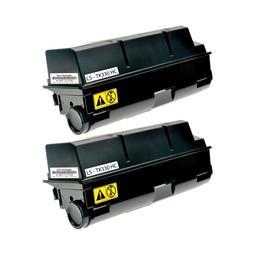 Logic-Seek 2 Toner kompatibel zu Kyocera TK-330 1T02GA0EU0 HC Schwarz