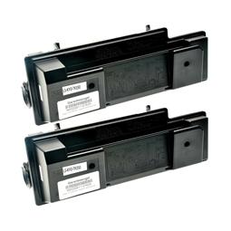 Logic-Seek 2 Toner kompatibel zu Kyocera TK-340 1T02LX0NLC HC Schwarz