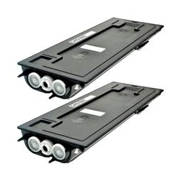 Logic-Seek 2 Toner kompatibel zu Kyocera TK-410 370AM010 HC Schwarz