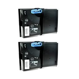 Logic-Seek 2 Toner kompatibel zu Kyocera TK-825K 1T02FZ0EU0 HC Schwarz