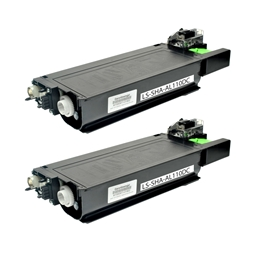 Logic-Seek 2 Toner kompatibel zu Sharp AL-110DC HC Schwarz