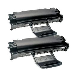 Logic-Seek 2 Toner kompatibel zu Samsung SCX-4725 SCX-D4725A/ELS HC Schwarz