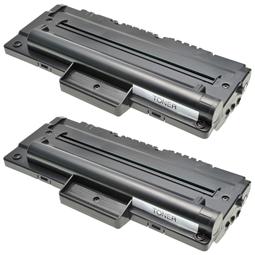 Logic-Seek 2 Toner kompatibel zu Samsung SCX-4200 SCX-D4200A/ELS HC Schwarz