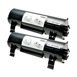 Logic-Seek 2 Toner kompatibel zu Panasonic KX-FA85X HC Schwarz
