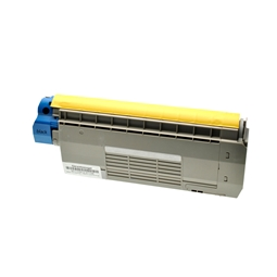 Logic-Seek  Toner kompatibel zu OKI C710 44318608 HC Schwarz