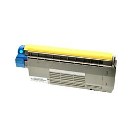 Logic-Seek  Toner kompatibel zu OKI C710 44318607 HC Cyan