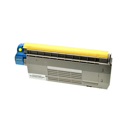 Logic-Seek  Toner kompatibel zu OKI C710 44318605 HC Yellow