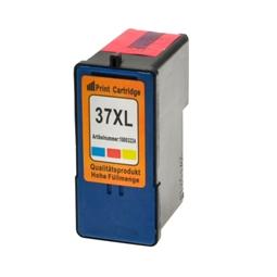 Logic-Seek  Tintenpatrone kompatibel zu Lexmark 37XLA 18C2200E XL Color