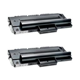 Logic-Seek 2 Toner kompatibel zu Samsung SCX-4216 SCX-4216D3/ELS HC Schwarz