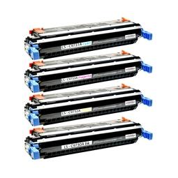 Logic-Seek 4 Toner kompatibel zu HP 5500 HC
