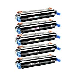 Logic-Seek 5 Toner kompatibel zu HP 5500 HC