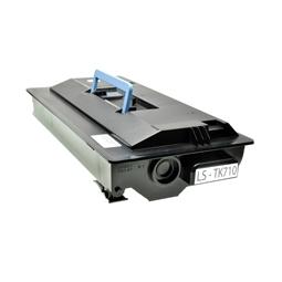 Logic-Seek  Toner kompatibel zu Kyocera TK-710 1T02G10EU0 HC Schwarz