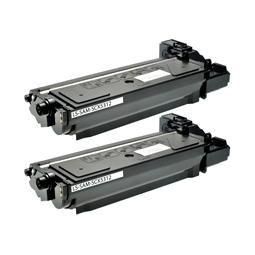 Logic-Seek 2 Toner kompatibel zu Samsung SCX-5312 SCX-5312D6/ELS HC Schwarz