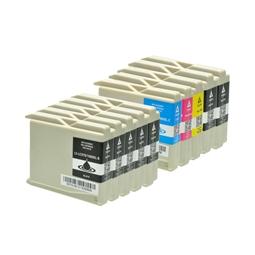 Logic-Seek 10 Tintenpatronen kompatibel zu Brother LC-1000 XL